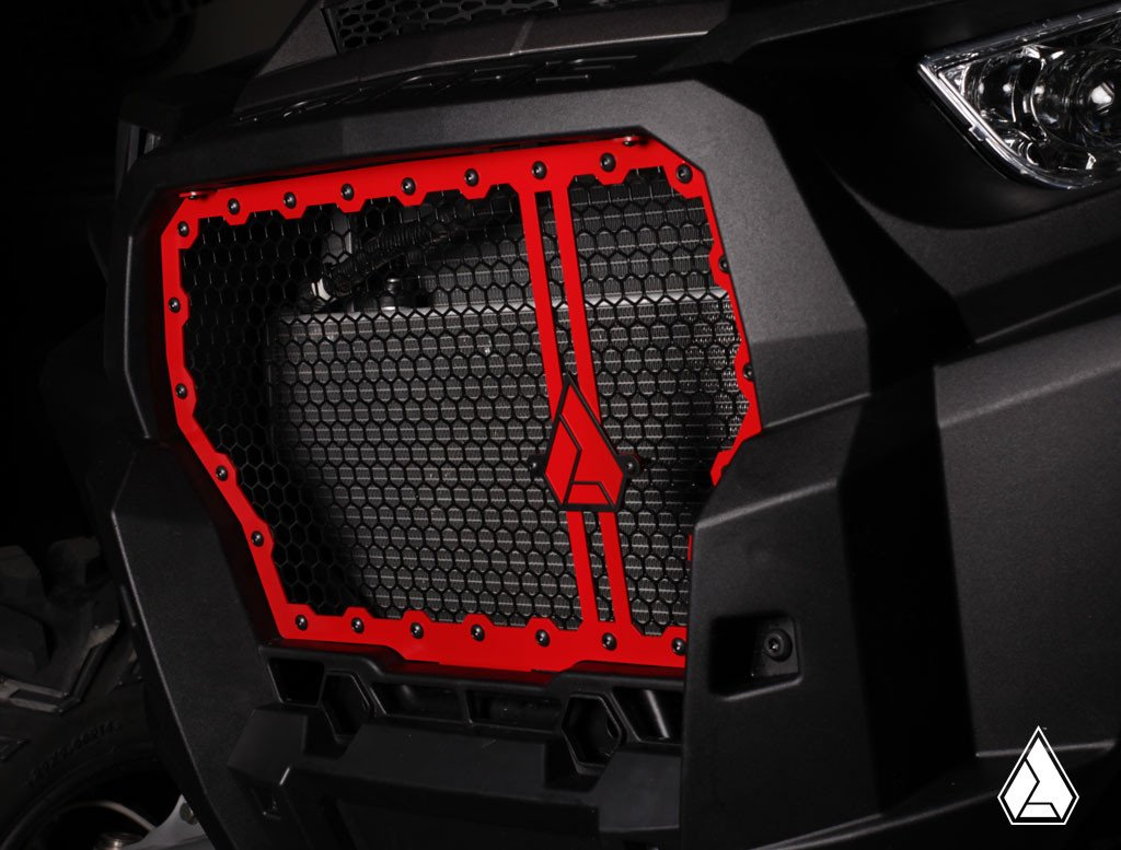 Assault Utv 2017 Polaris Rzr Xp Turbo Hellfire V2 Front Grill