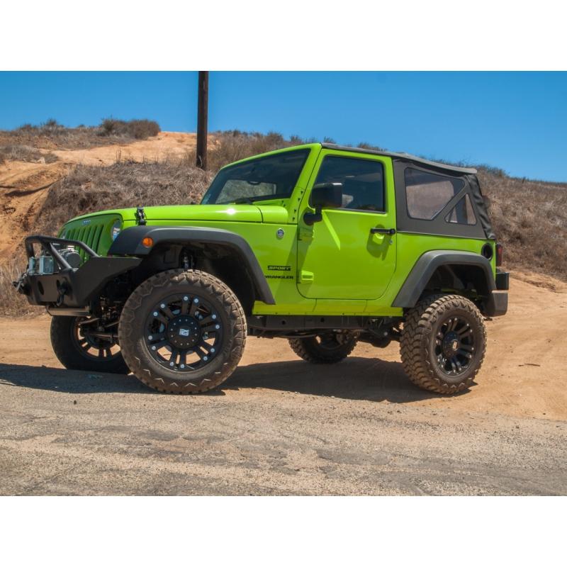 Icon Vehicle Dynamics 2007 Jeep Jk 3 Quot Suspension System