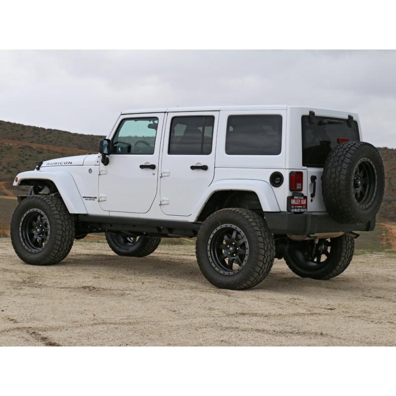 icon vehicle dynamics 2007 jeep jk 4 5 suspension system stage 2. Black Bedroom Furniture Sets. Home Design Ideas