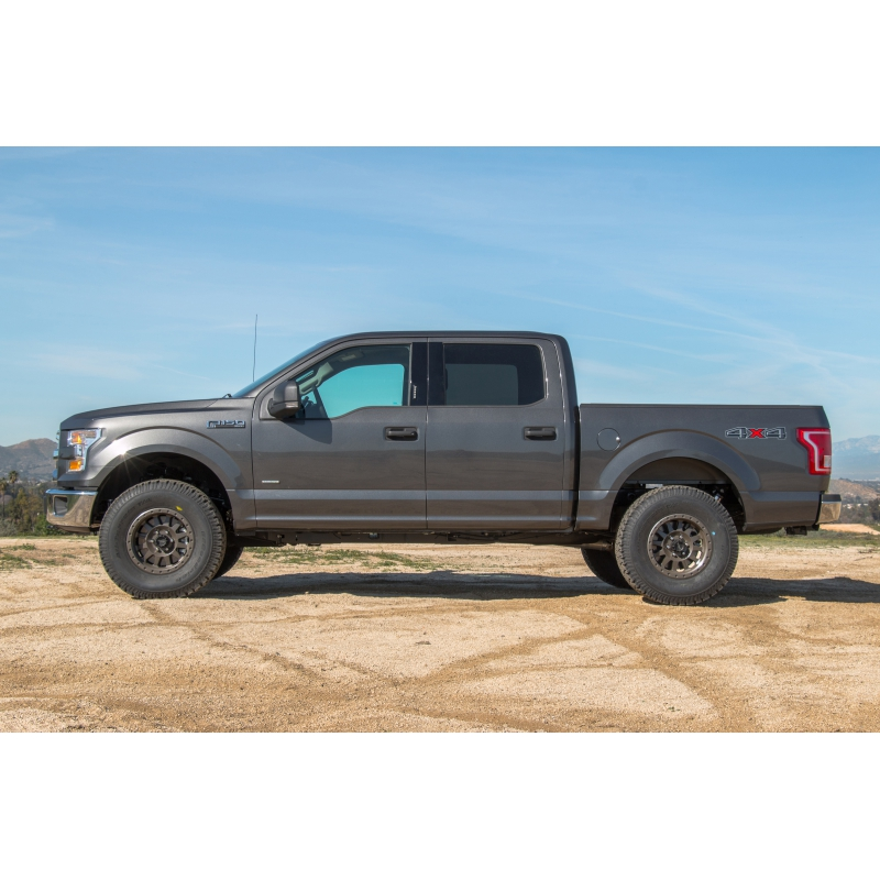 """Ford Focus Off Road Tires >> Icon Vehicle Dynamics 2015+ Ford F150 4WD 0-2.5"""" Suspension System- Stage 2"""