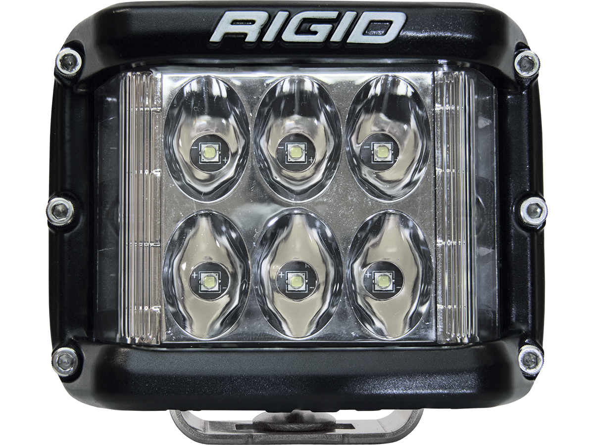 Rigid led