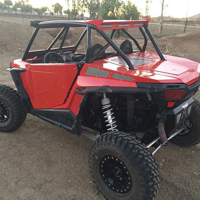 Madigan Motorsports Rzr Xp1000 Xpturbo 2 Seat Roll Cage