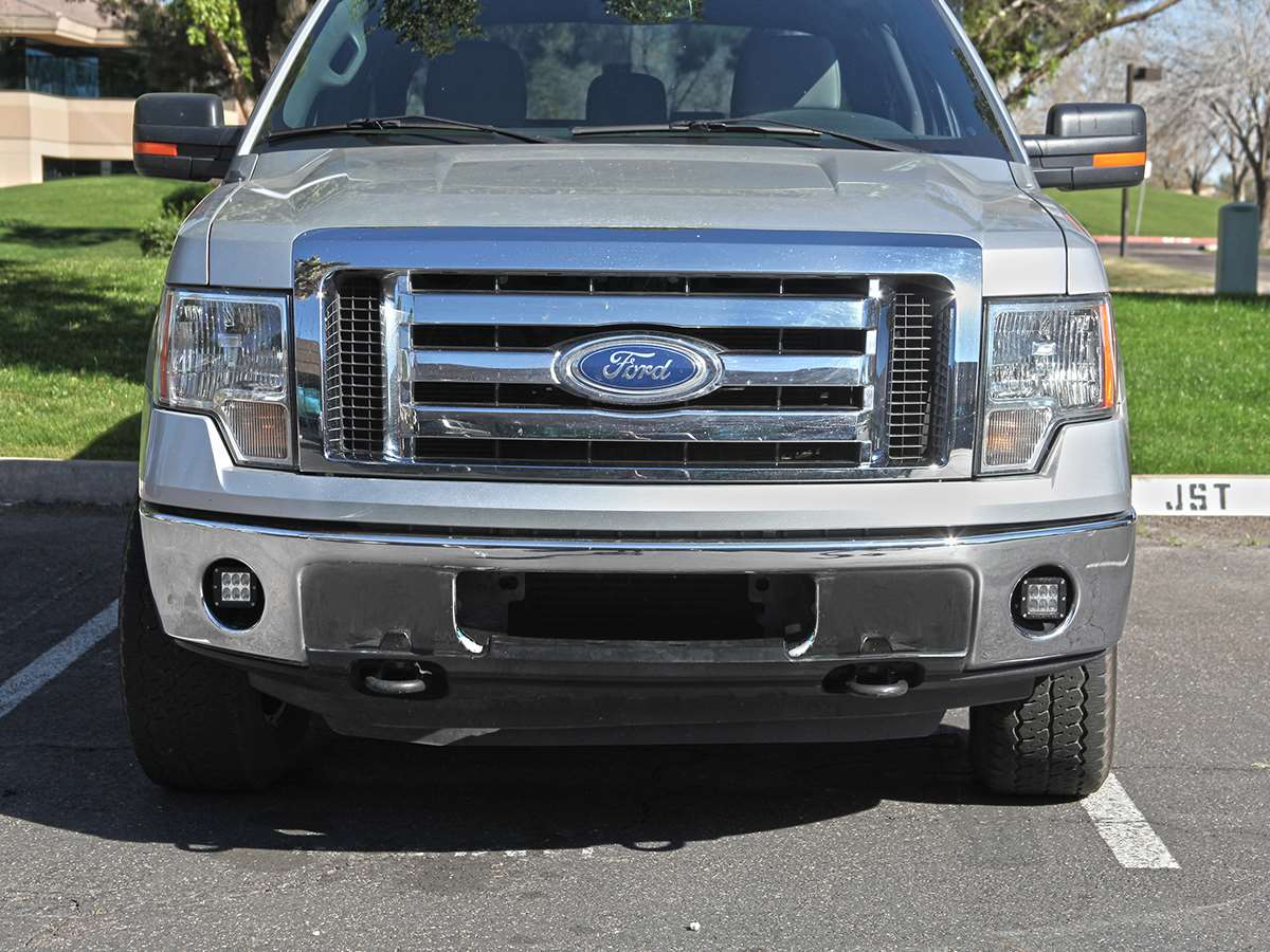 Rigid Industries 2006 2014 Ford F 150 Dually Led Fog Light