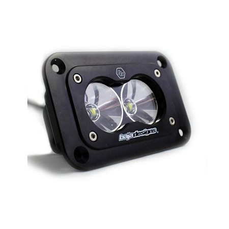Baja Designs S2 Series Flush Mount
