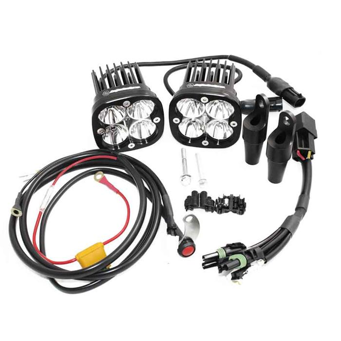 baja designs squadron sport  led ktm 950  u0026 990 adventure