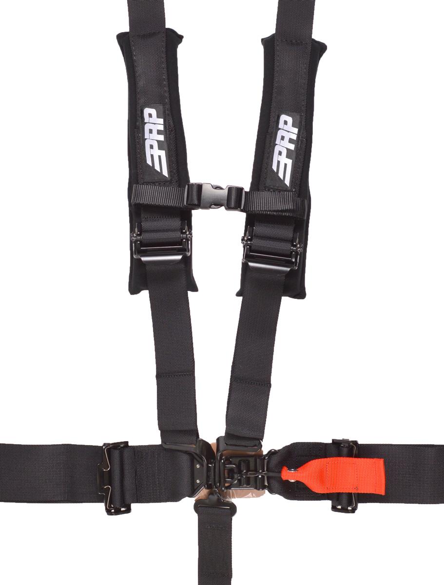 Prp Seats 5 3x2 5 Point 3 Quot Lap 2 Quot Shoulder Padded Seatbelt