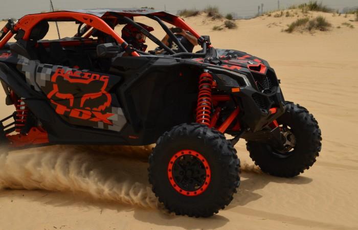 "Can Am X3 For Sale >> Reflex Maverick X3 XRS +8"" Suspension System"