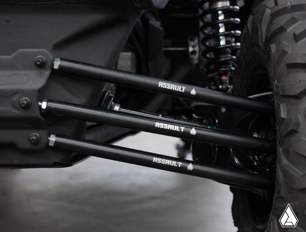 Yamaha Viking Suspension Upgrades