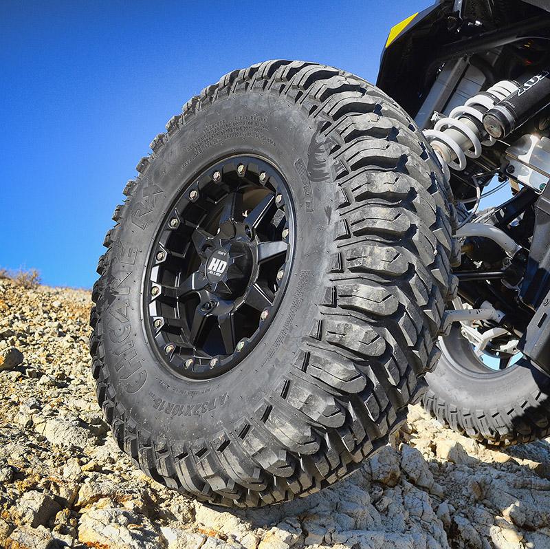 Home gt tires amp wheels gt wheels gt sti hd5 15 quot utv beadlock wheel