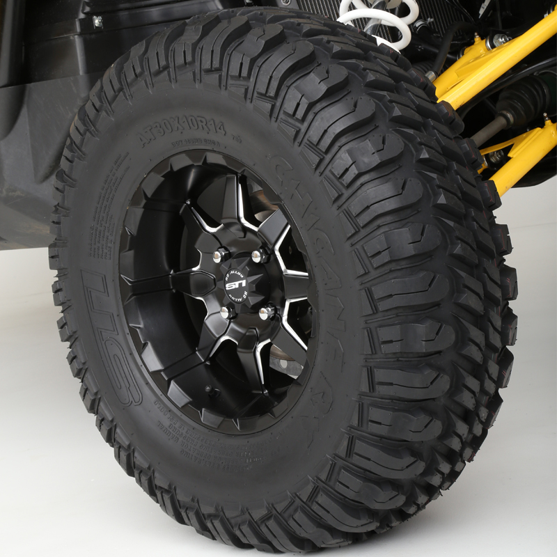 Sti Chicane Rx Dot Approved Radial Utv Tire