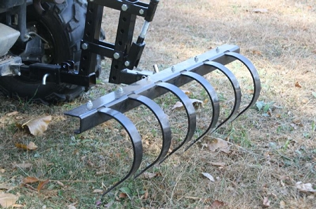 Impact Implements Chisel Plow