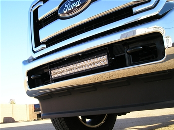 Rigid industries ford f250f350 20 lower grill kit aloadofball Image collections