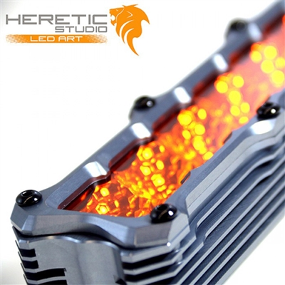 Heretic studio wraith 10 usa made billet led light bar aloadofball Choice Image