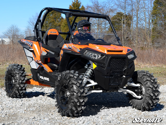 superatv polaris rzr 900 1000 turbo half windshield. Black Bedroom Furniture Sets. Home Design Ideas