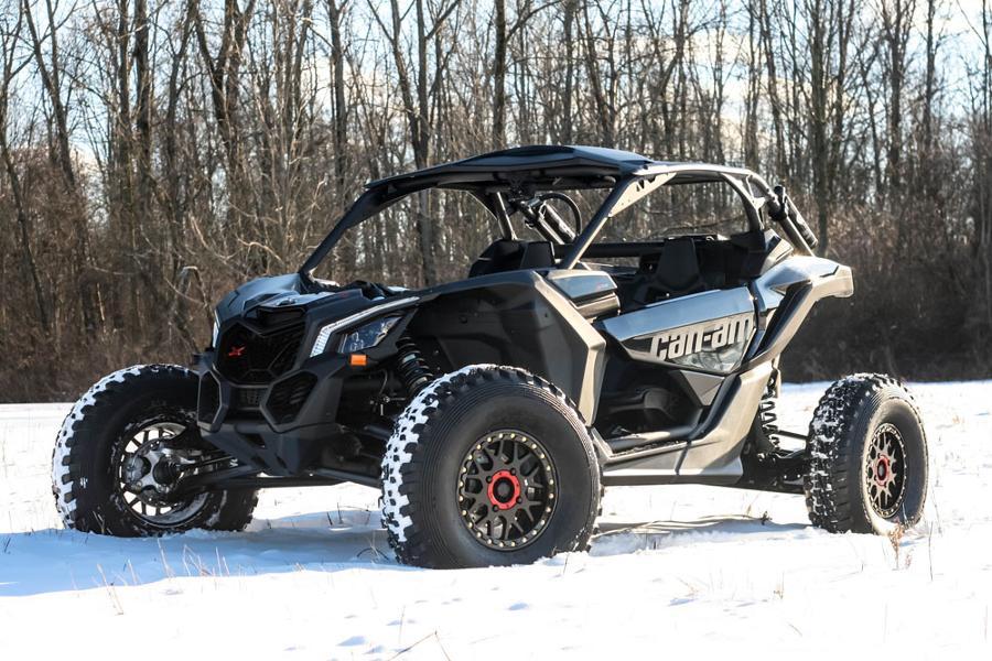 Can Am X3 For Sale >> KMC Wheels XS235 Grenade Beadlock UTV Wheel- Black