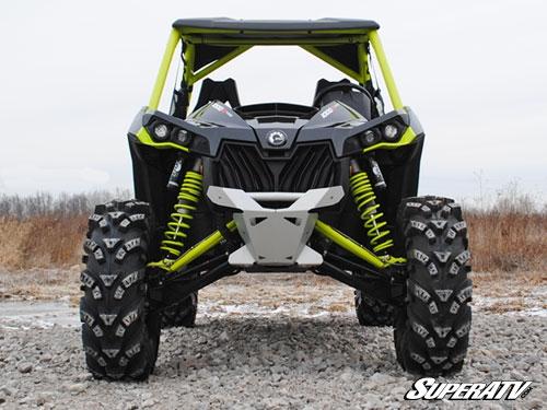 Atv Turbo Kit : Super atv can am maverick turbo quot lift kit