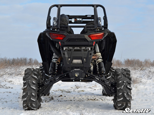 Atv Turbo Kit : Super atv polaris rzr xp turbo quot lift kit