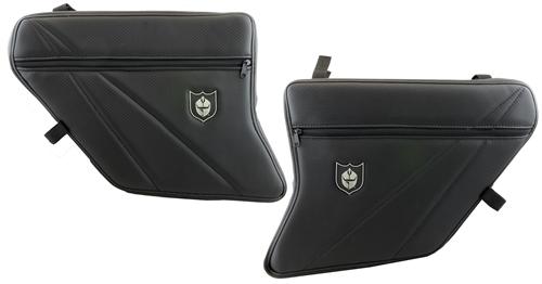 Home u003e - Storage u003e Pro Armor Front Door Bags Knee Pads w/ Storage  sc 1 st  Alternative Offroad & Pro Armor Front Door Bags Knee Pads w/ Storage pezcame.com