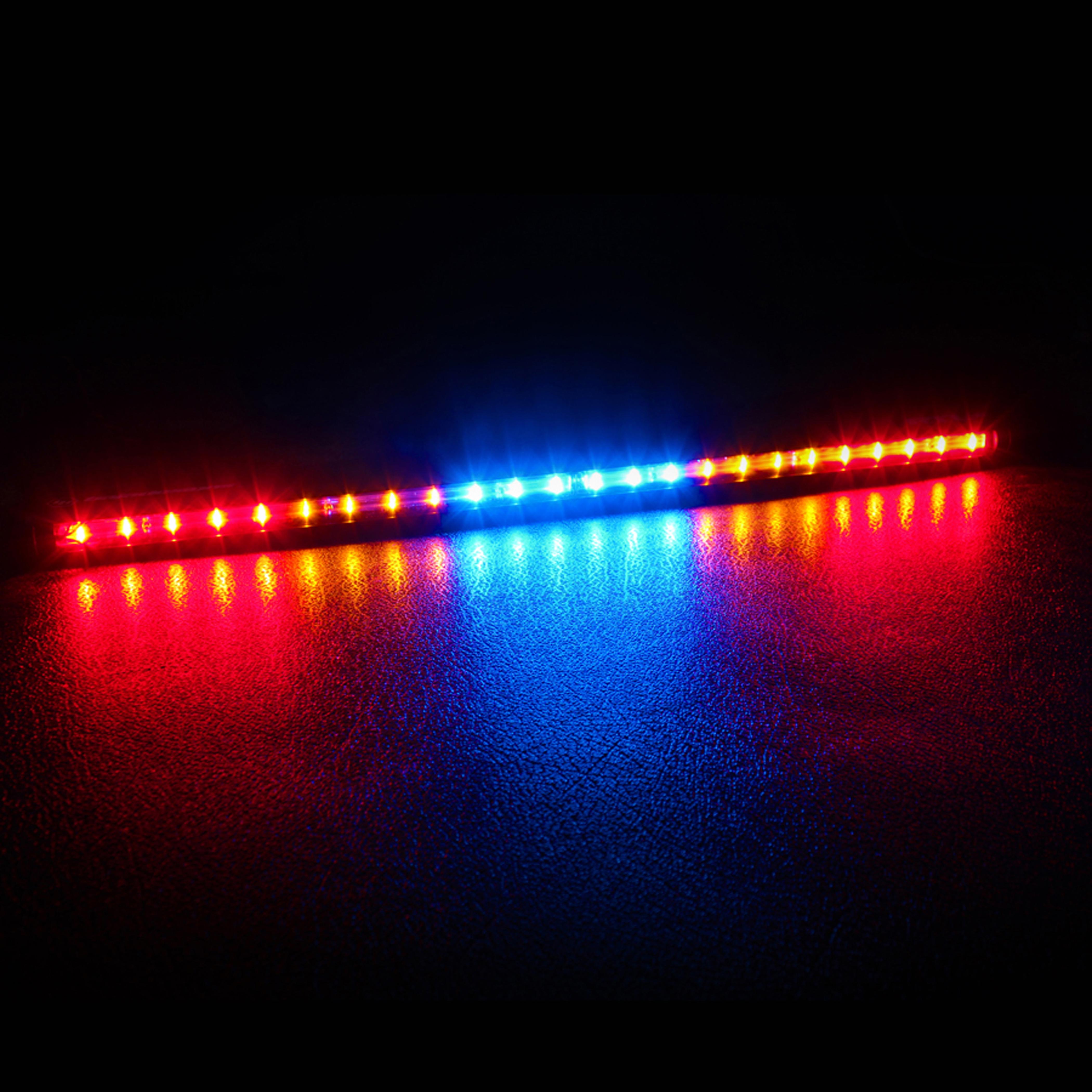 """Design Led Light Setup: Baja Designs RTL-B (Race) Rear Tail Light 30"""" LED Light Bar"""