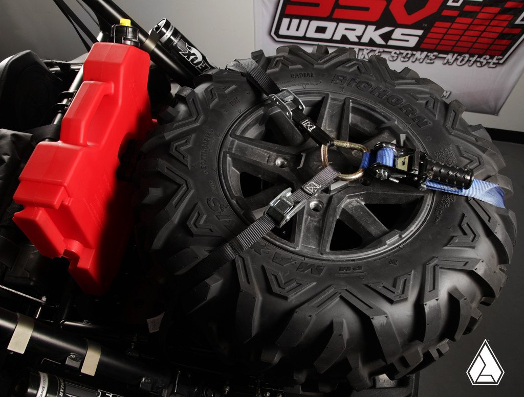 Assault Industries Polaris Rzr Xp1000 Turbo Adventure Rack