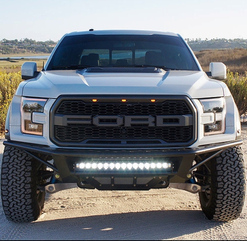 SVC Offroad 2017+ Ford Raptor Gen 2 Baja Bolt-On Bumper