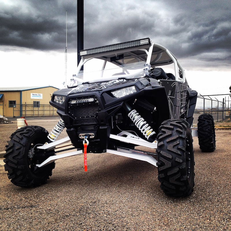 HCR Racing Polaris RZR XP1000/Turbo Dualsport Long Travel ...