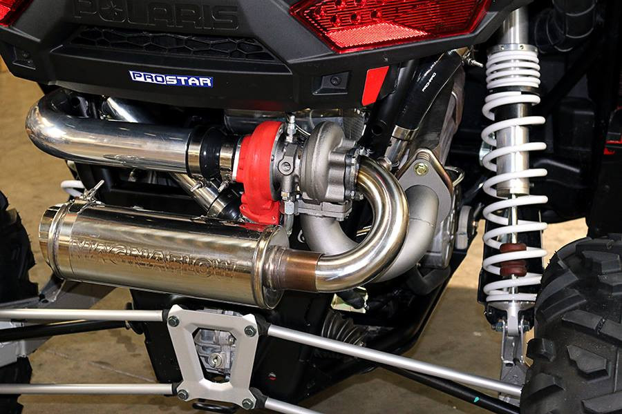 Packard Performance Polaris Rzr Xp1000 Turbo Kit