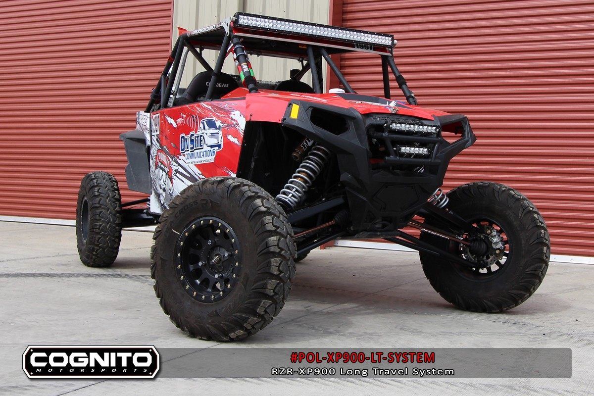 Cognito Motorsports Polaris RZR XP 900 Long Travel ...
