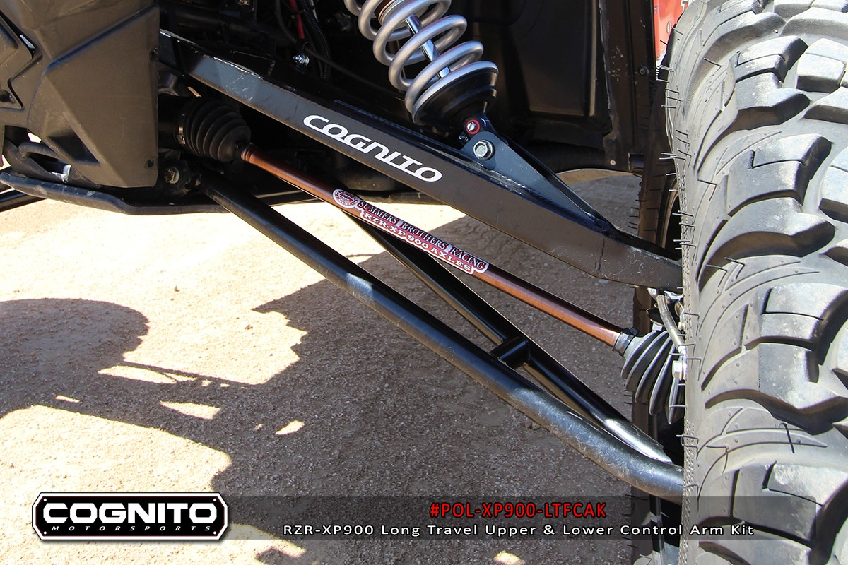 Wiy Long Travel Trailing Arms: Cognito Motorsports Polaris RZR XP