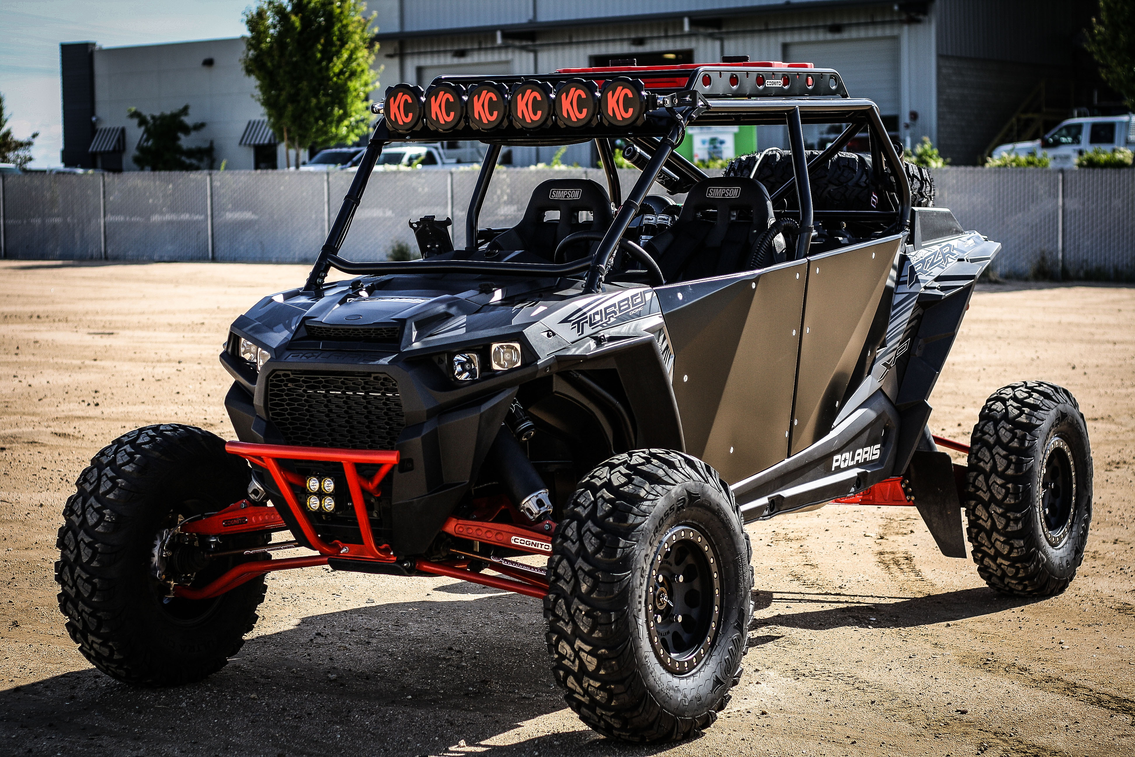 Cognito Polaris Rzr Xp1000 Turbo 4 Seater Door Kit