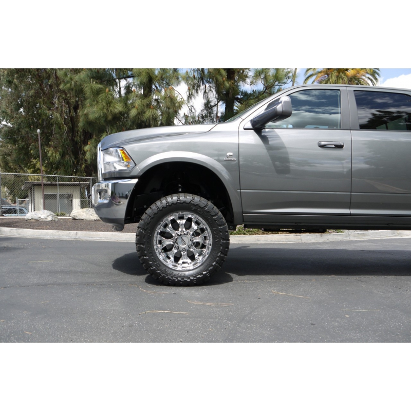 Icon 4 5 Lift Kit Stage 4 For 2009 2012 Dodge Ram 2500: Icon Vehicle Dynamics 2009-12 Dodge Ram 2500/3500 4WD 4.5
