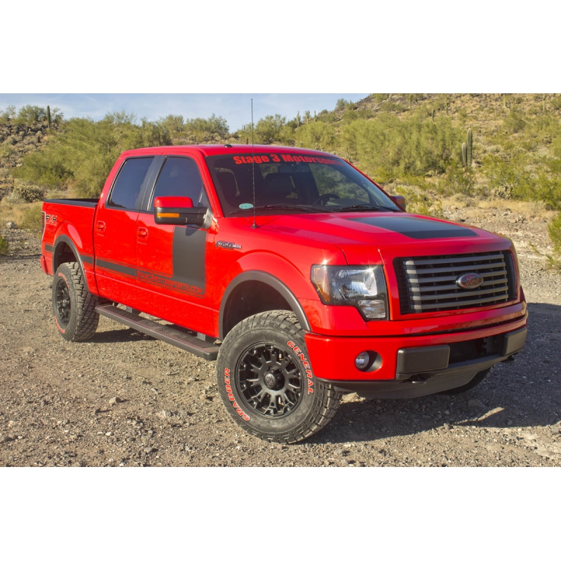Icon Vehicle Dynamics   Ford F  Suspension System Stage