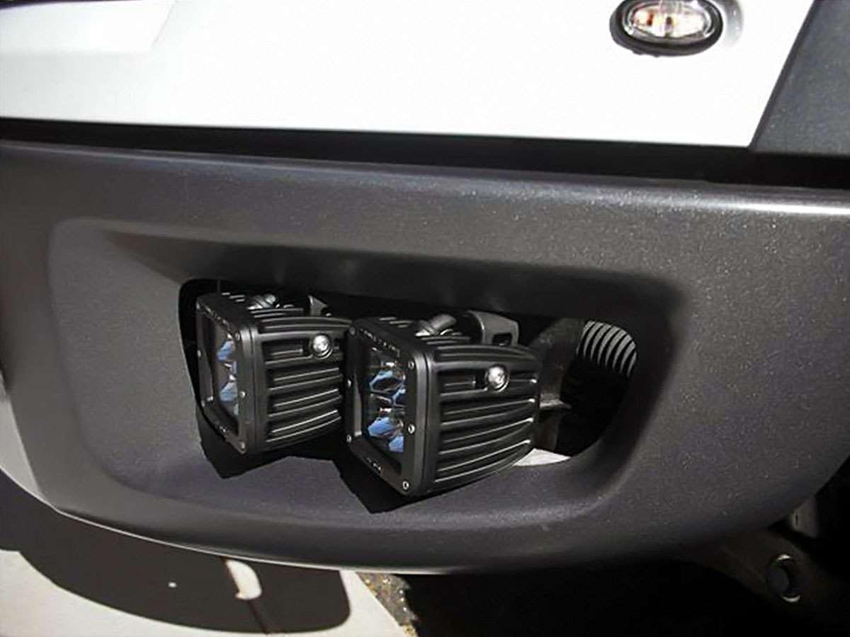Rigid Industries F150 Svt Raptor Fog Light Replacement Kit