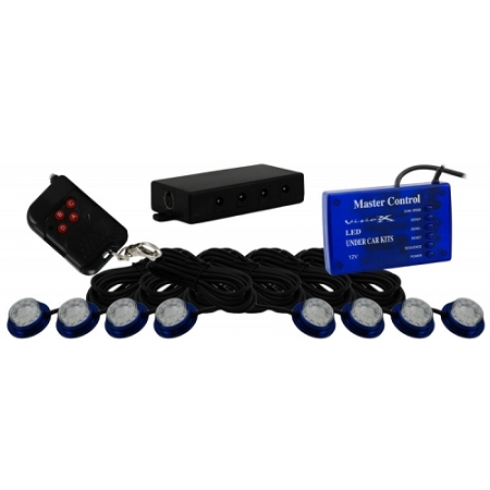 VisionX Tantrum Rock Light Kits