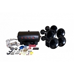 Hornblastes Katrina 540 Train Horn Kit