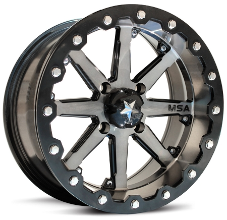 Msa Wheels M21 Lok Utv Wheel
