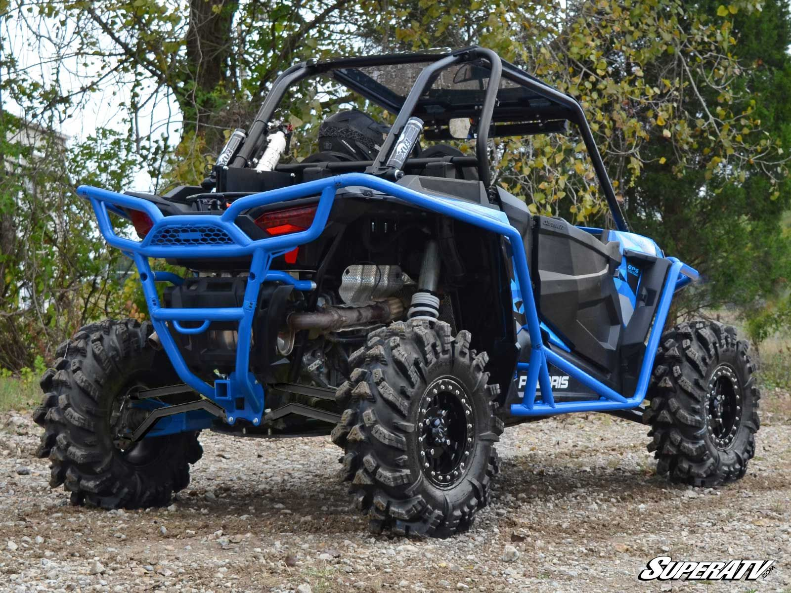 super atv polaris rzr 1000 full protection kit ready nerf bars. Black Bedroom Furniture Sets. Home Design Ideas