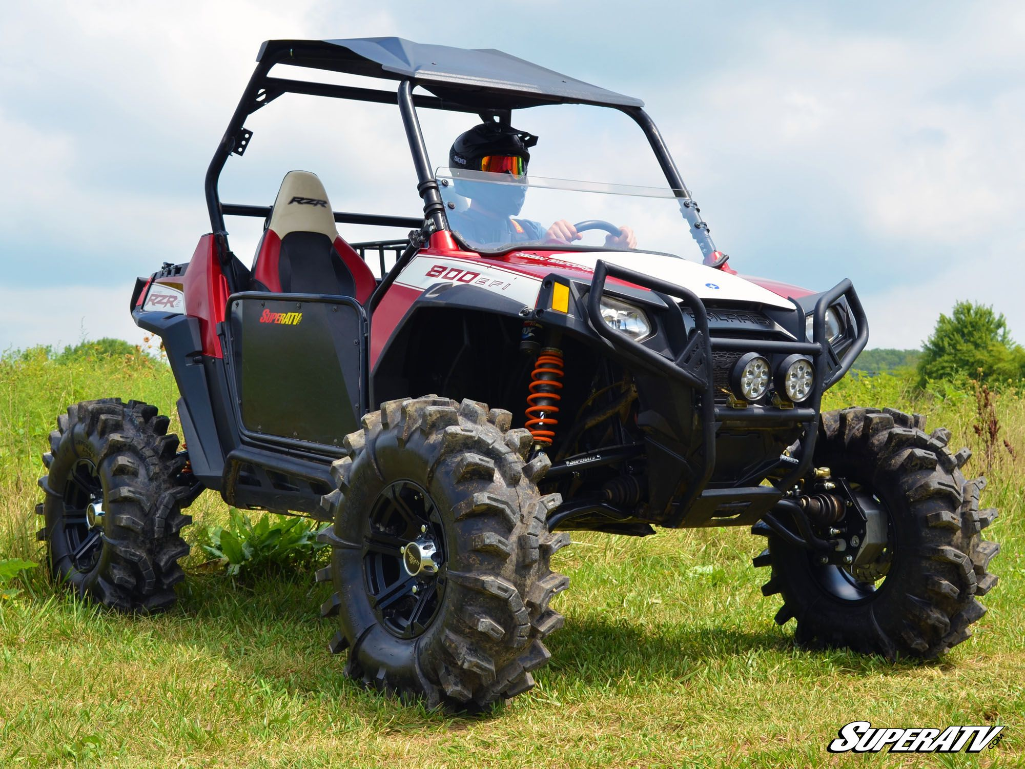 super atv polaris rzr rzr s rzr 4 800 6 portal gear lift. Black Bedroom Furniture Sets. Home Design Ideas