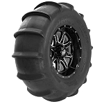 "STI 28"" Sand Drifter Rear Paddle Tires Pair"