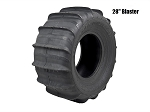 "Sand Tires Unlimited STU 28"" Blaster Rear Paddle Tire Pair"