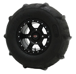"GMZ Race Products Sand Stripper XL 30"" Rear Paddle Tires- Pair"
