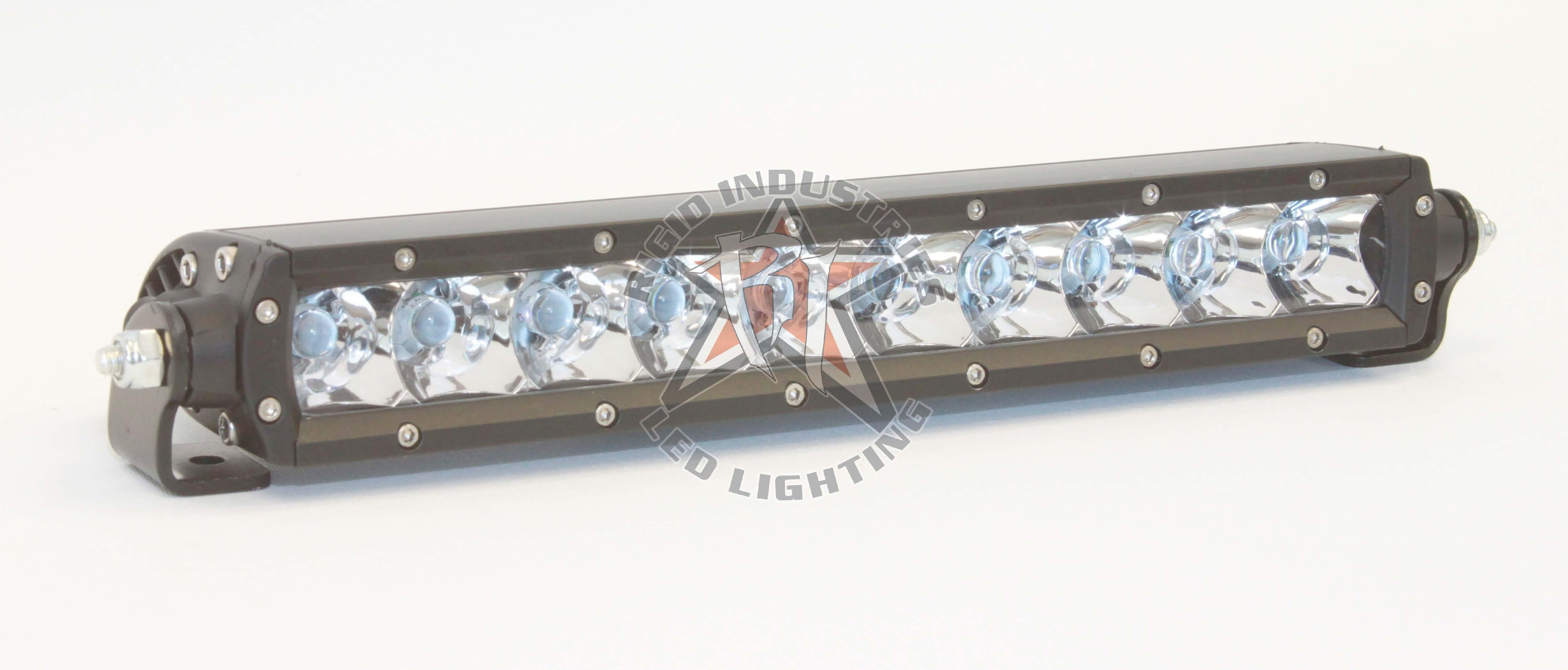 rigid industries 6 quot sr series hybrid led light bar