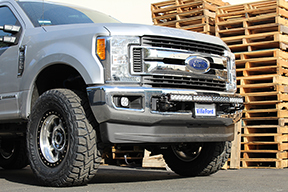baja designs 2017 ford f250 super duty 2015 17 f150 fog pocket kit