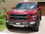 Baja Designs Ford Raptor Gen2 2017+ OnX6 Hi-Power Lower Grille LED Kit