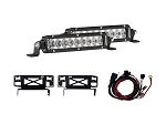 Rigid Industries Grille Light Kit - 2017-18 Ford Super-Duty