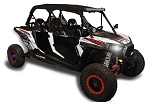 Pro Armor Polaris RZR XP4 1000 Full Doors
