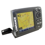 PCI Race Radios RZR XP1000 Lowrance Elite 5 & HDS 5 GPS Bracket