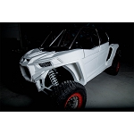 Glazzkraft Vortex Gen 2 Polaris RZR XP Turbo Fiberglass Body Kit- 4 Seat