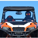 Slasher Polaris General 2016-17 Full Windshield