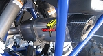 Graves Motorsports Yamaha YXZ1000R Titanium Slip-On Exhaust